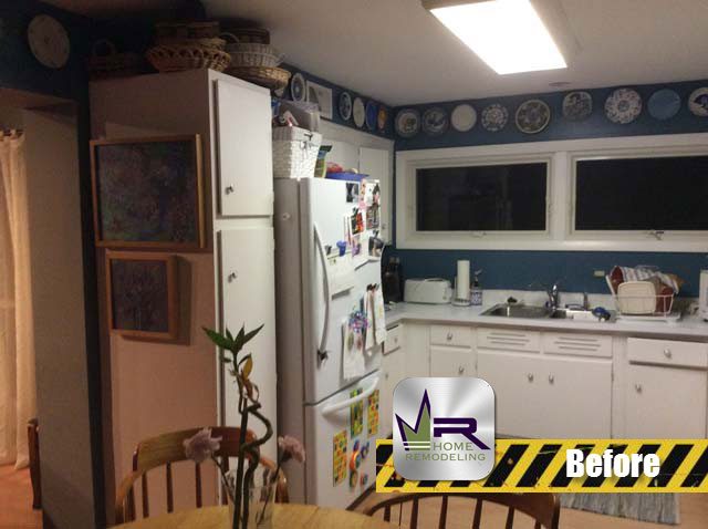 Kitchen Remodel - 7333 Palma Ln, Morton Grove, IL 60053 by Regency Home Remodeling