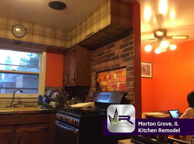Kitchen Remodel - 9247 Olcott Ave, Morton Grove, IL 60053 by Regency Home Remodeling
