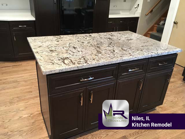 Kitchen Remodel - 8435 N Ottawa Ave, Niles, IL 60714 by Regency Home Remodeling