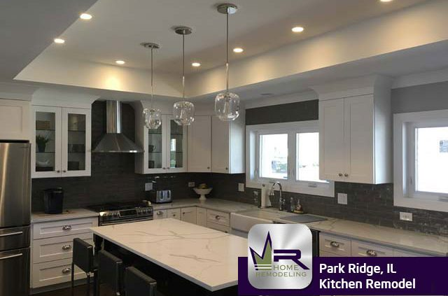 Kitchen Remodel in Park Ridge, IL by Regency Home Remodeling