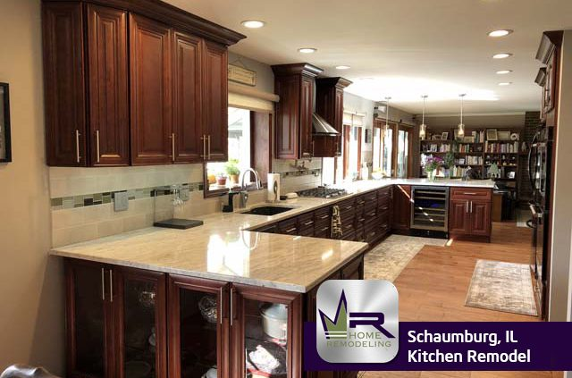 Kitchen Remodeling Schaumburg, IL - Regency Home Remodeling