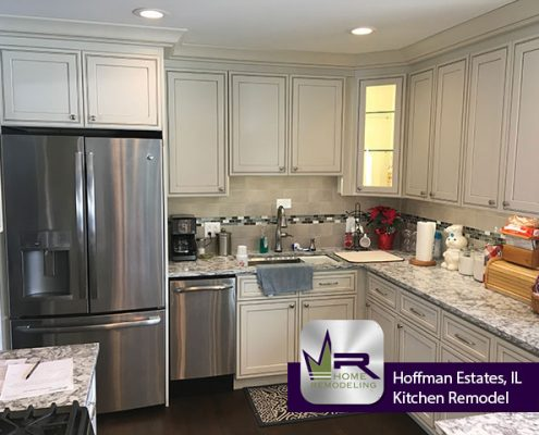 Kitchen Remodel in Hoffman Estates, IL by Regency Home Remodeling