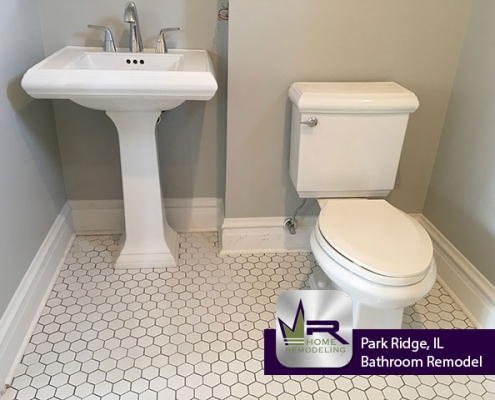 Bathroom Remodel Park Ridge IL by Regency Home Remodeling