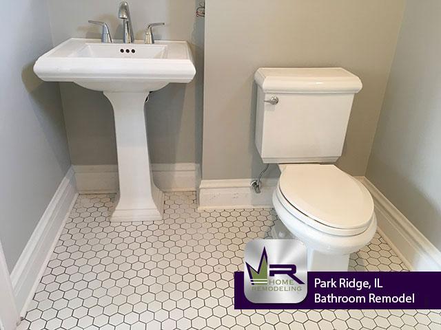 Bathroom Remodel Park Ridge IL by Regency Home Remodeling