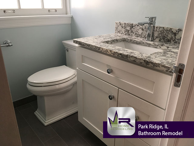 Bathroom Remodel - 700 S Washington Ave Park Ridge, IL 60068 by Regency Home Remodeling