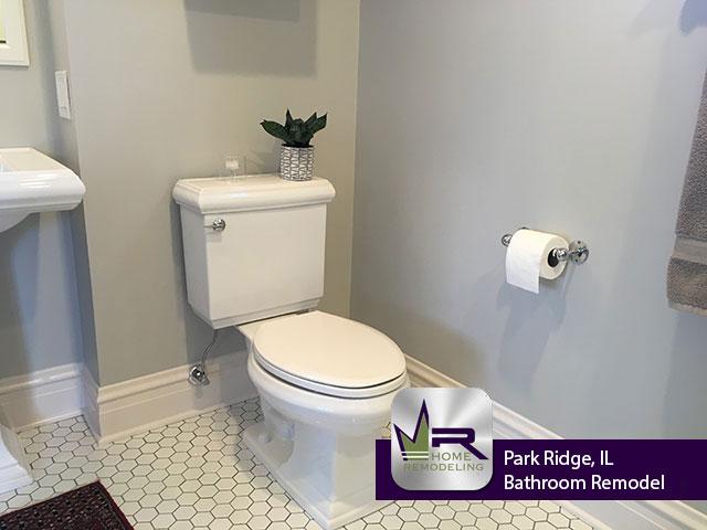 Bathroom Remodel - 229 N Western Ave, Park Ridge, IL 60068 by Regency Home Remodeling