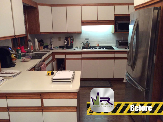 Kitchen Remodel - 2743 Summit Ave, Highland Park, IL 60035 by Regency Home Remodeling