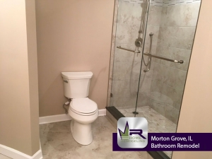 morton grove bathroom remodel regency home remodeling
