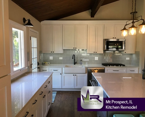 Kitchen Remodel in Mt Prospect, IL by Regency Home Remodeling