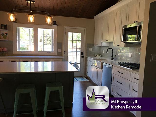 Kitchen Remodel - 2004 E Ivy Ln, Mt Prospect, IL 60056 by Regency Home Remodeling