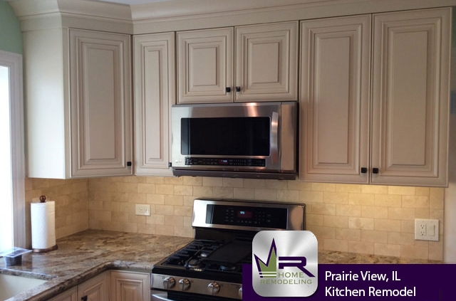 Kitchen Remodel in Prairie View, IL by Regency Home Remodeling