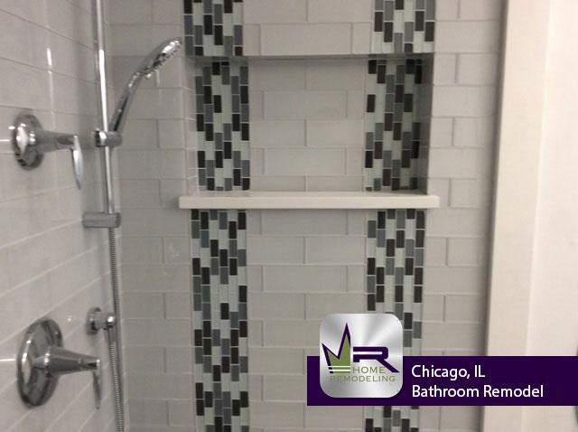 Bathroom Remodel - 6147 N Sheridan Rd, Chicago, IL 60660 by Regency Home Remodeling
