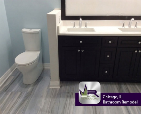 Bathroom Remodel - 6147 N Sheridan Rd, Chicago, IL 60660 by Regency Home Remodeling