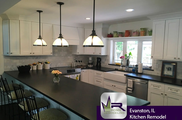 Evanston, IL Kitchen Remodel by Regency Home Remodeling