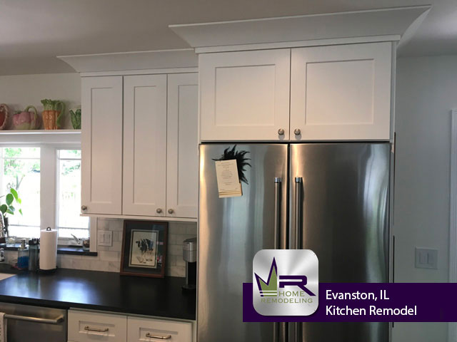 Kitchen Remodel - 84 Williamsburg Rd, Evanston, IL 60203 by Regency Home Remodeling