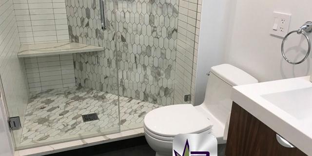 Lincoln Park (Chicago) Bathroom Remodel