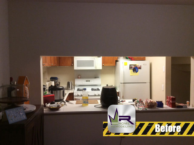 Lincoln Park Kitchen Remodel - 2253 N Lakewood Ave, Chicago, IL 60614 by Regency Home Remodeling