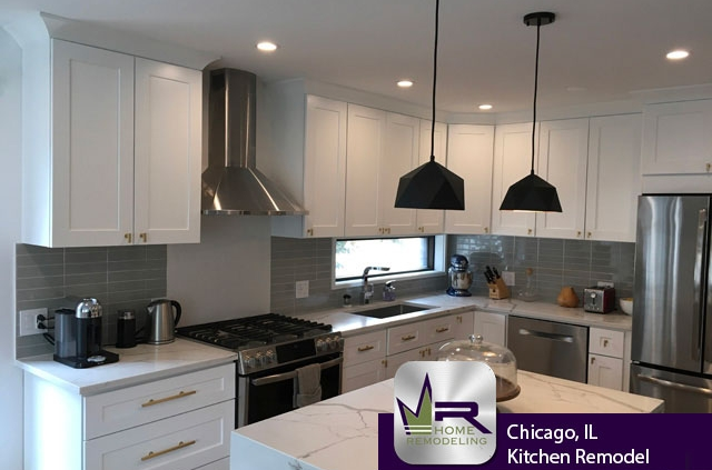 Lincoln Park (Chicago) Kitchen Remodel