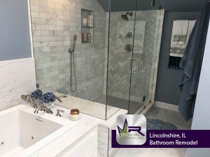 Lincolnshire, IL Bathroom Remodel