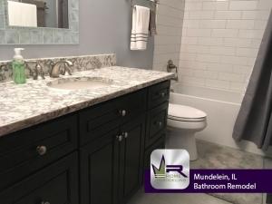Mundelein, IL Bathroom Remodel