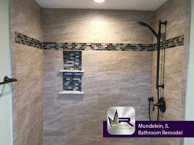 Bathroom Remodel - 500 Brice Ave, Mundelein, IL 60060 by Regency Home Remodeling