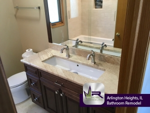 Arlington Heights, IL Bathroom Remodel