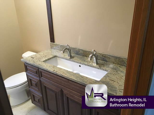 Bathroom Remodel - 1528 N Dryden Ave, Arlington Heights, IL 60004 by Regency Home Remodeling