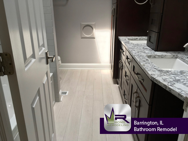 Bathroom Remodel - 938 Lakewood Dr, Barrington, IL 60010 by Regency Home Remodeling