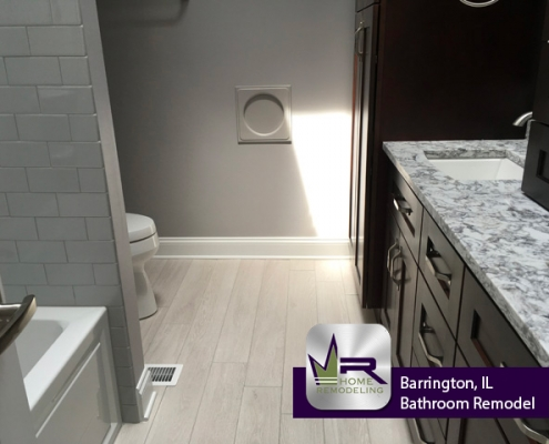 Barrington, IL Bathroom Remodel by Regency Home Remodeling