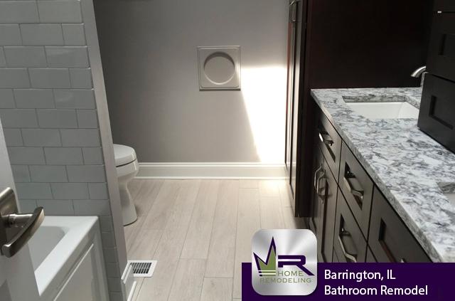 Barrington, IL Bathroom Remodel by Regency Home Remodeling