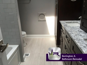 Barrington, IL Bathroom Remodel