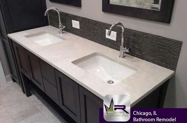 Bathroom Remodel - 2936 N Hermitage Ave, Chicago, IL 60657 by Regency Home Remodeling