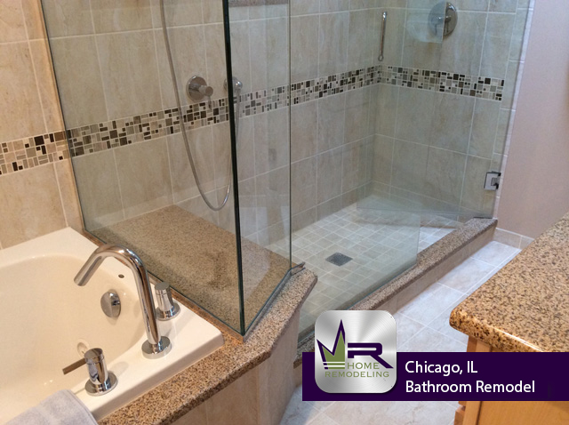 Chicago, IL Bathroom Remodel by Regency Home Remodeling