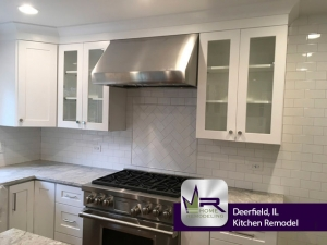 Deerfield, IL Kitchen Remodel