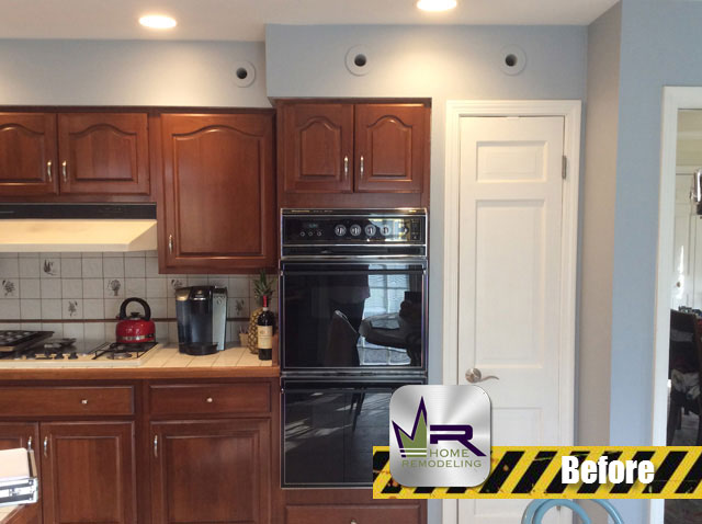 Kitchen Remodel - 1380 Wincanton Dr, Deerfield, IL 60015 by Regency Home Remodeling
