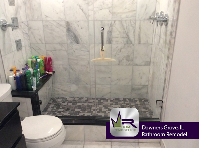 Bathroom Remodel - 512 Redondo Dr, Downers Grove, IL 60516 by Regency Home Remodeling