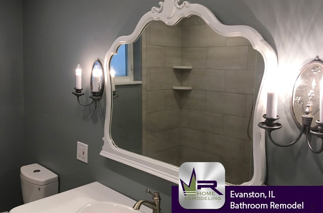 Evanston, IL Bathroom Remodel by Regency Home Remodeling