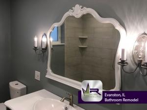 Evanston, IL Bathroom Remodel