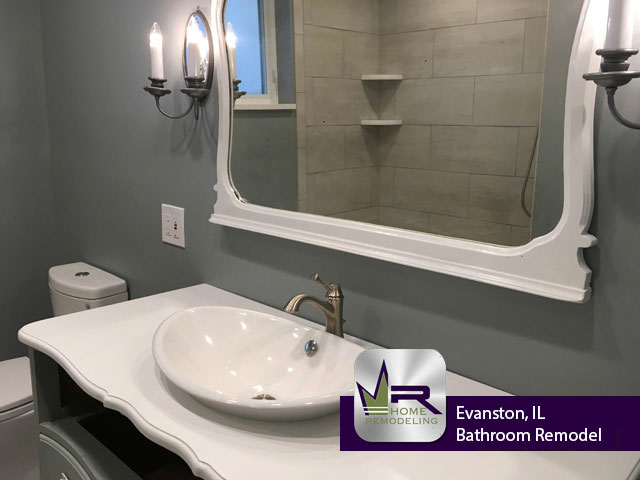 1732 Washington St, Evanston, IL 60202 by Regency Home Remodeling