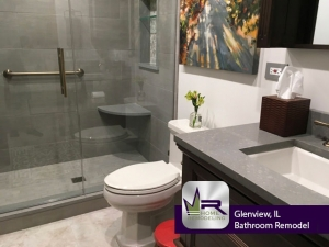 Glenview, IL Bathroom Remodel