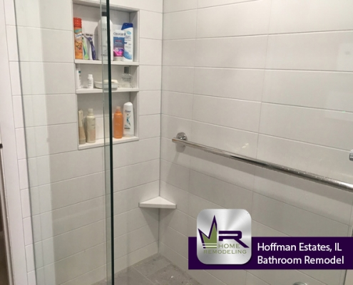 Hoffman Estates, IL Bathroom Remodel by Regency Home Remodeling