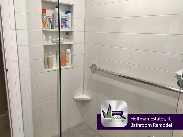 Hoffman Estates, IL Bathroom Remodel by Regency Home Remodeling