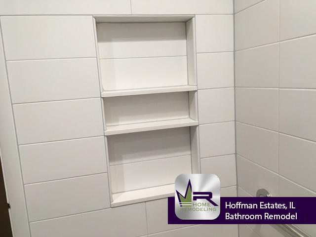 Bathroom Remodel - 510 Jamison Ln, Hoffman Estates, IL 60169 by Regency Home Remodeling