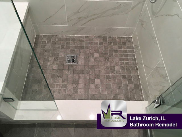 Bathroom Remodel - 1073 Cider Ct, Lake Zurich, IL 60047 by Regency Home Remodeling