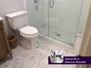 Libertyville, IL Bathroom Remodels