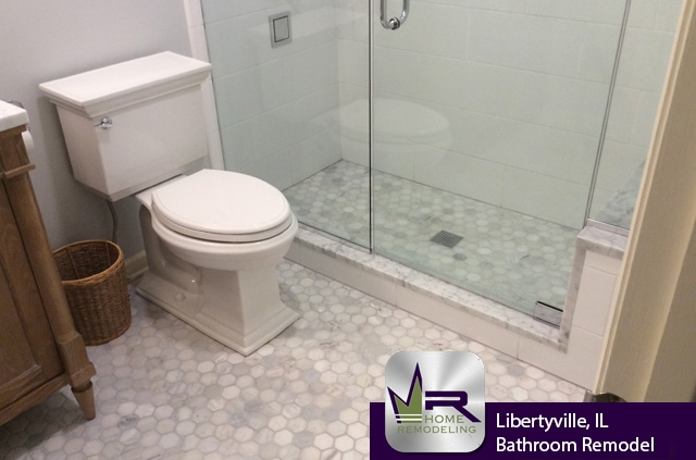 Libertyville, IL Bathroom Remodels by Regency Home Remodeling