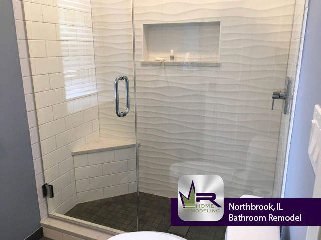 Northbrook, IL Bathroom Remodel by Regency Home Remodeling