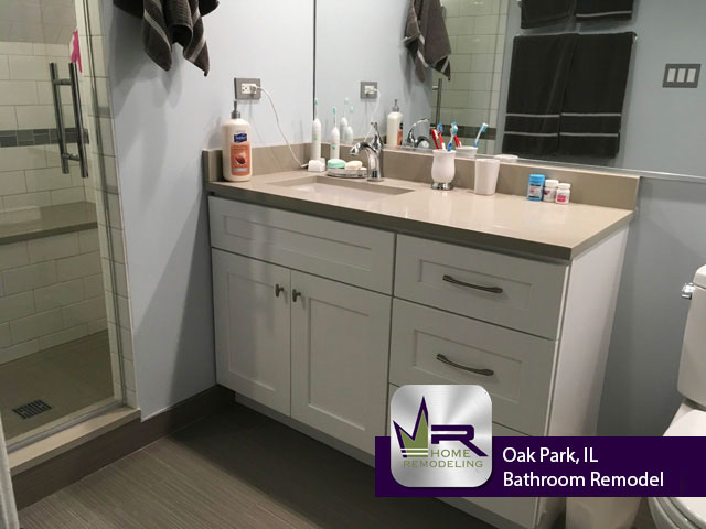 Oak Park, IL Bathroom Remodel by Regency Home Remodeling