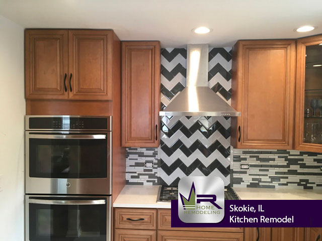 Kitchen Remodel - 9111 Crawford Ave, Skokie, IL 60076 by Regency Home Remodeling