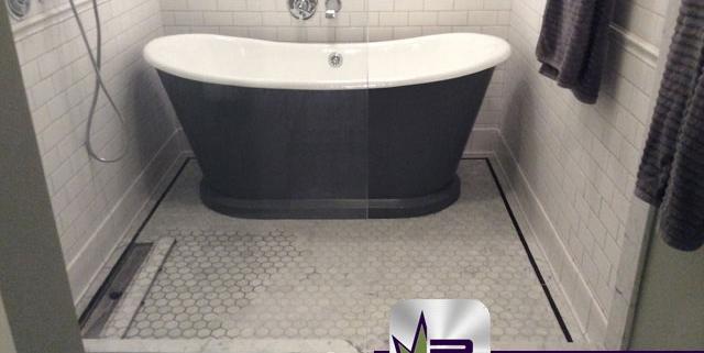 Sheridan Park Bathroom Remodel by Regency Home Remodeling